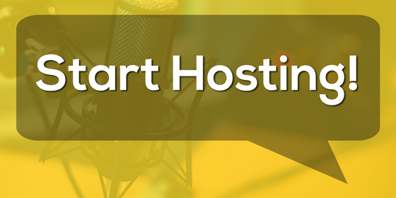 Start hosting your show on WomensRadio today