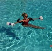 Pool Pilates = More for Core