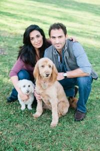 Aaron & Karine Hirschhorn - Dog Vacay Founders
