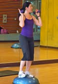 Tabata Training with Tamara Grand