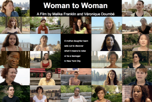 Woman to Woman, movie poster