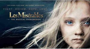 movie poster les miserables