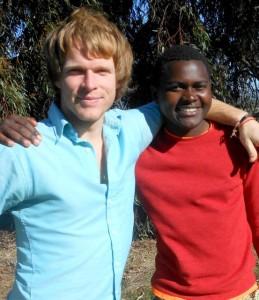 Benjamin Jordon, Godfrey Masauli, The Boy Who Flies