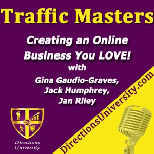Creating an Online, SUSTAINABLE Business You Love!
