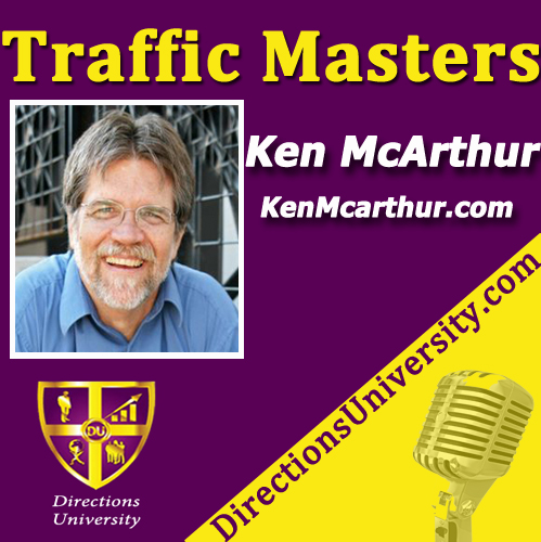 Ken McArthur on Traffic Masters