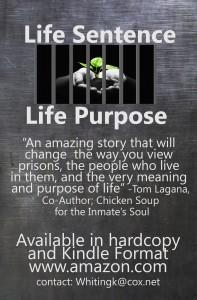 life sentence biz card