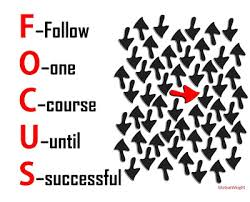 FOCUS-FollowOneCourseUntilSuccessful