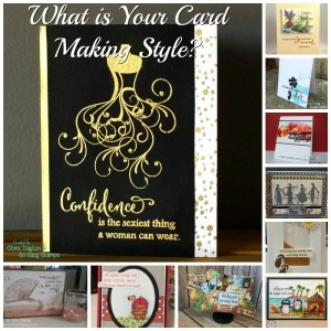What is Your Card Making Style?