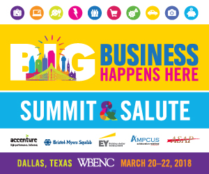 WBENC Summit and Salute 2018