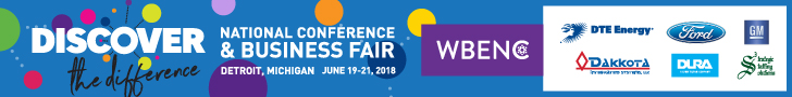 WBENC National Conference 2018