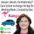 Sara Schaer on Kango: An App for Working Moms, Created by One